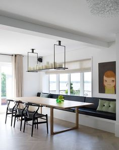 Trendy Built In Bench Seating Living Room Kitchen Banquette Ideas Banquette Seating In Kitchen, Dining Room Bench Seating, Kitchen Table Bench, Banquet Seating, Booth Seating, Built In Seating, Dining Room Design, Dining Area, Dining Tables