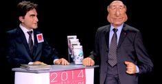 Les Guignols de l'Info du 03/10/14 - Chirac au salon de l'auto #satire #parodie #politique #France #Hollande #Sarkozy #Juppé #Bayrou
