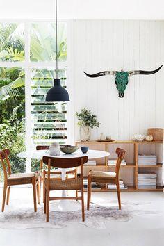 modern beach house v