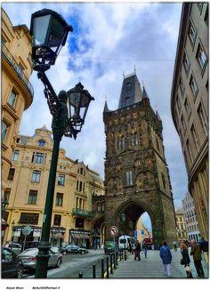 Portão da Cidade, Praga