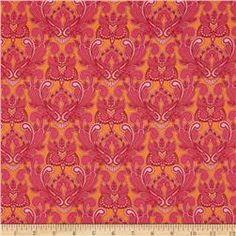 Tula Pink True Colors Mini Owl Bitter