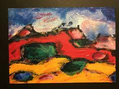 Flower landscape Northern Cape #PieterCronjeArt Flower Landscape, Faces, Flowers, Painting, Art, Art Background, Painting Art, Kunst, The Face