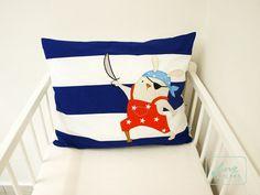Pirate Cushion Pirate Pillow Nautical by LoveColorsByJulianna Pirate Bedroom Decor, Pirate Nursery, Nursery Themes, Nursery Decor, Boy Room, Kids Room, Nautical Cushions, Nautical Gifts, Colorful Pillows