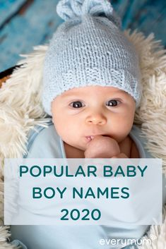 Wondering which names will be popular for baby boys in These baby boy names are on the rise - and it's no wonder as they are so adorable! We love Finn and Archie - which are your favourites? Short Boy Names, Top Baby Boy Names, Popular Baby Boy Names, Strong Boys Names, Vintage Baby Names, Unique Boy Names, Cool Baby Names, Unique Baby, Baby Boys