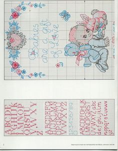 mi pequeño rincón de graficos de punto de cruz (pág. 170) | Aprender manualidades es facilisimo.com