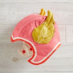 Lovelane Winged Hat (Pink) ridiculously expensive but could I make one?
