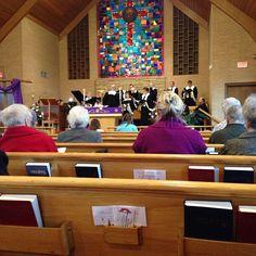 """#Celebrate @PinevilleUMC @RethinkChurch #40days #Lent"""