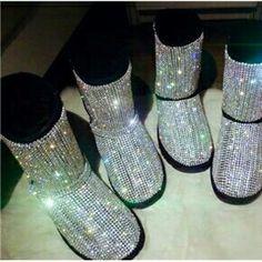Diamond Uggs ♥