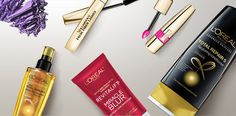 "L'Oreal Paris ""Your Signature Beauty Giveaway"" Prize Package free-stuff-unlimited.com"