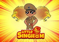 Get more lives in the game Little Singham by installing our Money Mod. Kids Cartoon Characters, Cartoon Kids, Cartoon Images, Cartoon Drawings, Cartoon Wallpaper Iphone, Cute Cartoon Wallpapers, Jungle Book Hindi, Picture Story For Kids, Web Movie