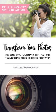 Mom 101 Tips: This one simple change will transform your DSLR photography forever *Must read photo tutorial