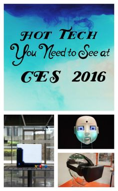 Heading to CES 2016? Check out 7 things everyone needs to check out at the biggest tech show of the year!