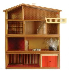 Lundby Dolls House, Swedish, 1970's, sectional house ... | Size Queen