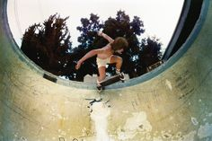 Hugh Holland, He Shreds this Pool, 1977 | M+B Photo