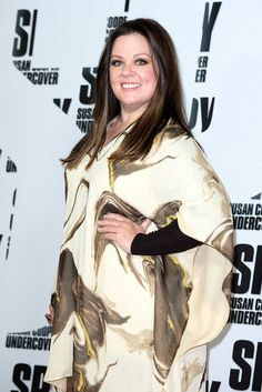 Melissa McCarthy looked gorgeous on May 26 when she stepped out for a photocall for her new film, Spy, in Berlin.