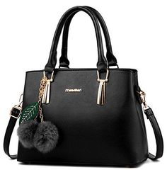 Shop a great selection of Dreubea Women's Leather Handbag Tote Shoulder Bag Crossbody Purse. Find new offer and Similar products for Dreubea Women's Leather Handbag Tote Shoulder Bag Crossbody Purse. Fashion Handbags, Tote Handbags, Purses And Handbags, Fashion Bags, Fashion Models, Hermes Handbags, Fashion Women, Cheap Handbags, Big Purses