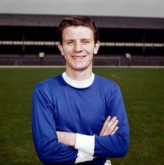 Everton and England defender Brian Labone looks on at Goodison Park circa Labone played over 450 games for Everton and 26 times for England. Football Cards, Football Players, France Euro, Goodison Park, Everton Fc, Back In The Day, Northern Ireland, Chelsea, That Look