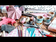 Hochanda - The Home of Crafts, Hobbies and Arts - YouTube Pinterest Co, Hard Work And Dedication, Card Making, Paper Crafts, Hobbies, Crafty, Make It Yourself, Youtube, Uk Tv