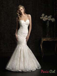 Sweetheart   Fish Tail Wedding Dresses