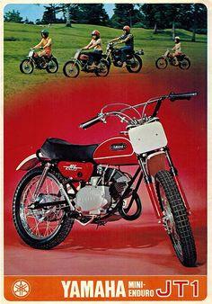 1971 Yamaha JT1 Mini Enduro 1 | Tony Blazier | Flickr