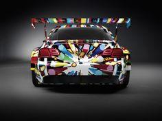 BMW M3 by Jeff Kons