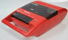 PANASONIC RQ-44A Red Tape Recorder