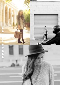Brahmin Handbag Fall 2012 Campaign     Photos by Eric Ryan Anderson for Parker Etc and Brahmin