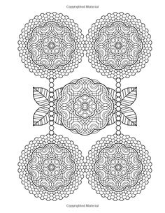Flower Designs Coloring Book: An Adult Coloring Book for Stress-Relief…