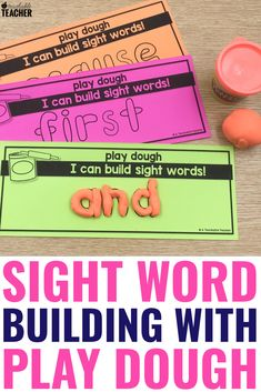 8 Engaging Word Building Activities for Students to Practice Sight Words Phonics Rules, Phonics Activities, Free Activities, Classroom Activities, Toddler Activities, Classroom Ideas, Teaching Sight Words, Teaching Writing, Teaching Phonics