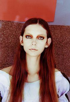 Paige Honeycutt (Premier) wears Fiona O'Neill, Dazed CSM Q+A