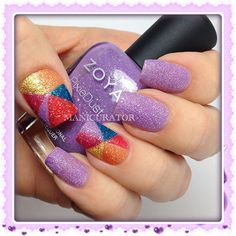 @Zoya Nail Polish Summer PixieDust!!!!  @victoria_manicurator