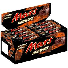 11,04 € - 32x MARS Riegel Brownie á 51g=1632g  (Anzeige) Chocolate Candy Brands, Junk Food Snacks, Cute Desserts, How To Make Clothes, Foodie Travel, Snack Recipes, Candy Bars, Taste Buds, Cooking