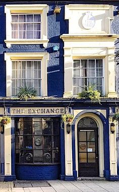 The Exchange Pub - Winchester, Hampshire, England