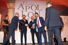 Premio Apollonio 2017 – Premiato il produttore Procacci