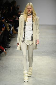 Paris Runway Trend: White Shoes (Isabel Marant RTW Fall 2013)