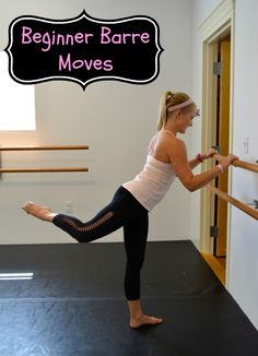 This quick and easy guide to barre for beginners will show you basic barre moves to expect in class. Follow along and practice to achieve your ballet body.