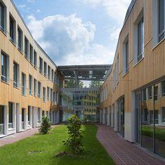 Agence Mikou Design Studio : Groupe Scolaire des Docks de Saint-Ouen