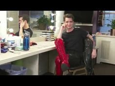 10 Things Brendon Urie Can Do Better Than You In Kinky Boots - YouTube
