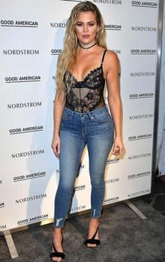 35906528e5 This Is What Khloe Kardashian Eats In A Day To Lose Weight Khloe Kardashian  Bodysuit