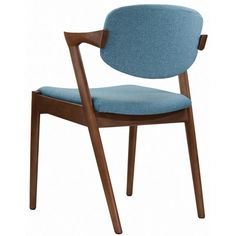 Design Tree Home Kai Kristiansen Style Dining Arm Chair
