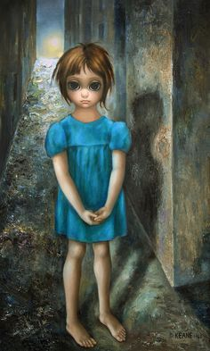 Eying a Legacy: Margaret Keane's Paintings, Made Famous in Tim ...