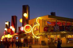 Disneyland Paris, Disney Village - Cafe Mickey