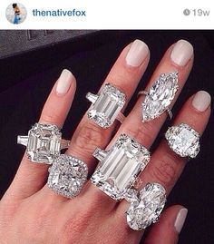 1827 Best Engagement Ring Goodness Images On Pinterest In 2019