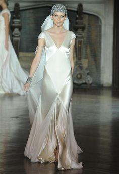 Johanna Johnson Spring/ Summer 2014 Wedding Dresses | TheKnot.com