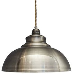 Modern Vintage Antique Brass Pendant Light Shade Industrial Hanging Ceiling Light With 60 ES Bulb Ideal For Dining Room Bar Clubs & Restaurants Long Life Lamp Company http://www.amazon.co.uk/dp/B01BGX3Y3O/ref=cm_sw_r_pi_dp_IUe9wb0KHE89Y