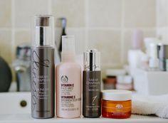 My AM/PM Skincare Routine – Holy Lipstick | A Beauty Blog