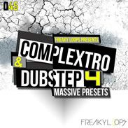 Complextro & Dubstep Vol. 4 - Massive Presets from Freaky Loops distributed by Loopmasters - http://www.audiobyray.com/product/samplepack-complextro-dubstep-vol-4-massive-presets/ - Freaky Loops, Sample Packs
