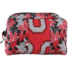 Ohio State Buckeyes Scarlet Cosmetic Bag. $24.95