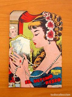 Colección Mis Cuentos - Nº 87 El último deseo - Ediciones Toray
