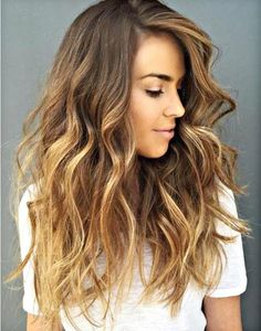 Best 14 Highlighted Ombre Hair Color Ideas Balayage 2017